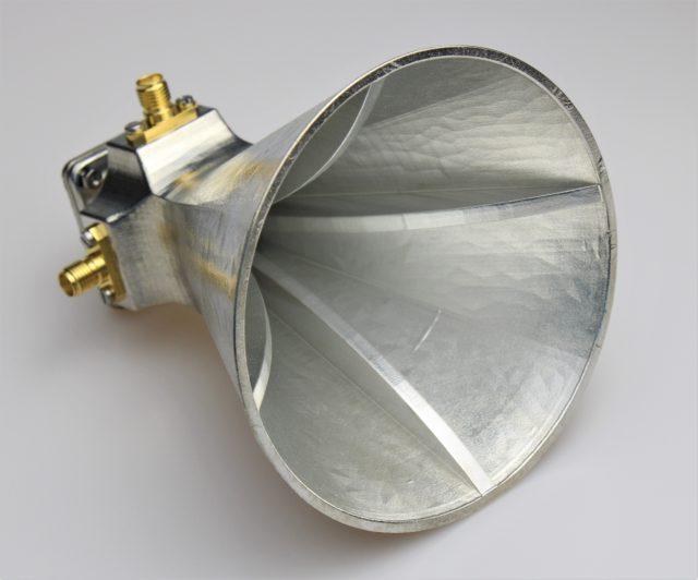 antenne double ridge
