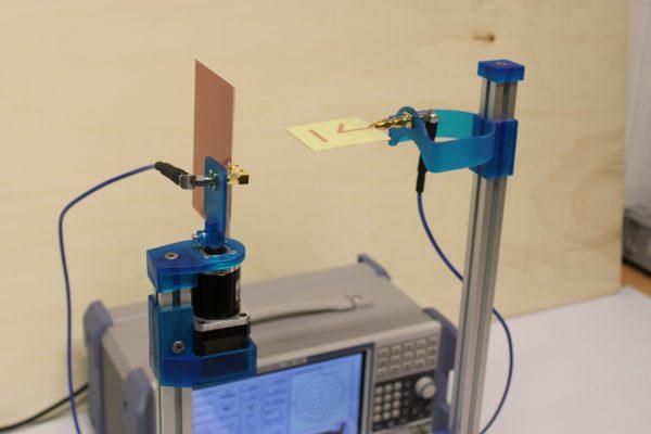 mesure antenne WIFI
