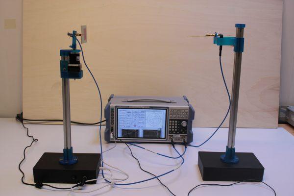 banc de mesure d'antennes