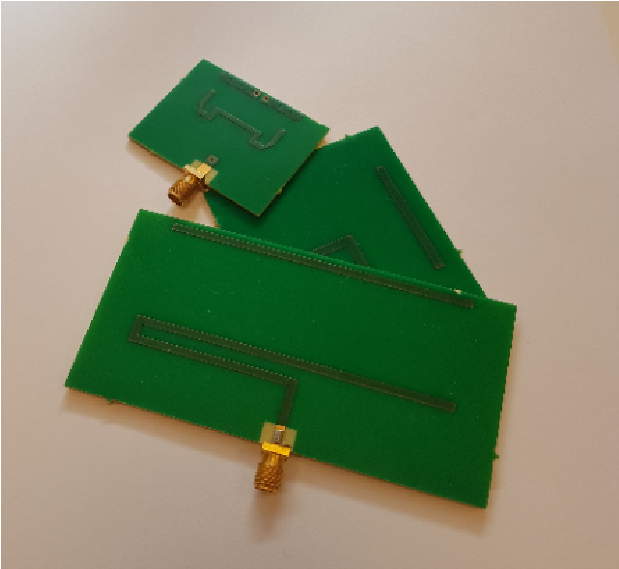 Antenne PCB GSM et WIFI