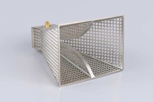 antenne cornet double ridge ultra légère