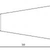 Mesure Antenne corrugué 8.2-12.4 GHz 18 dB Gain